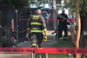 芝加哥住宅凌晨恶火 8人丧生包括6孩童