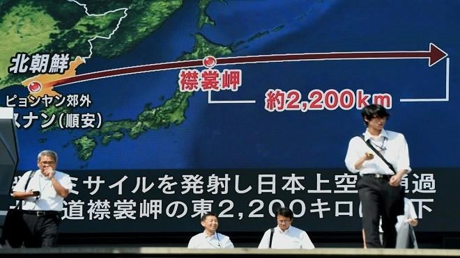 """朝鲜核武 日白皮书列""""紧迫威胁"""" 韩拟增国防预算"""