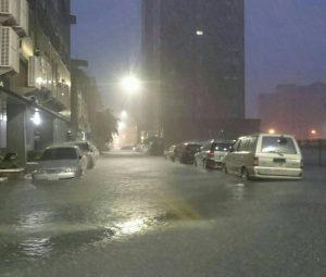 新一波暴雨又快又急 高屏超大豪雨水淹多區
