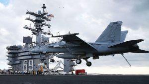 美军恢复冷战舰队 战略重点转向中俄