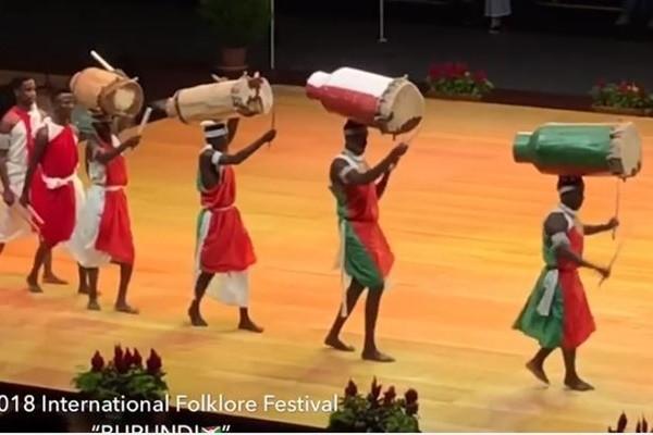 28名布隆迪音乐家赴瑞士表演 一个一个神秘失踪