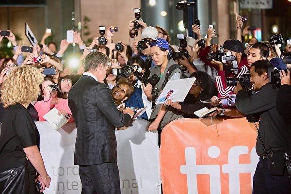 多伦多国际影展9月6日开幕 好莱坞大腕云集