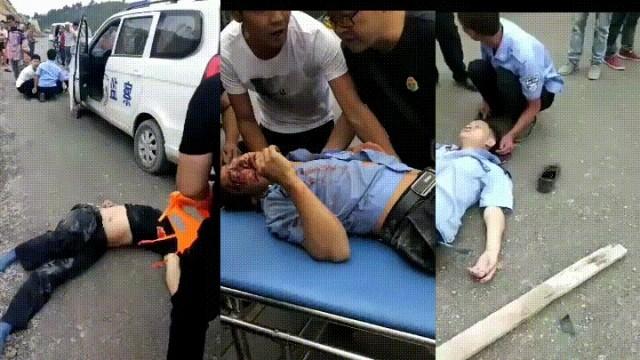 貴州爆嚴重官民衝突 3城管被殺10人受傷