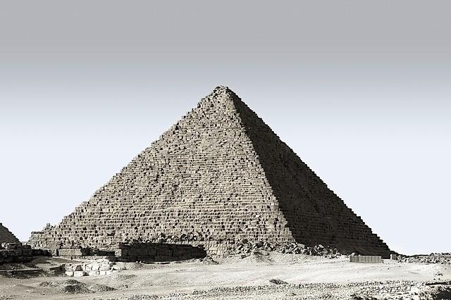 中國發現4000年前的70米高金字塔