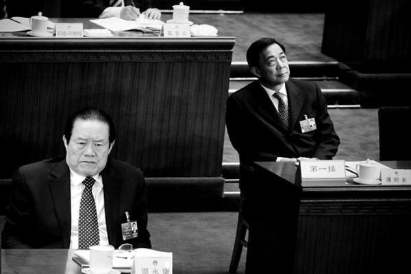 港媒:薄周政變想「大幹」 培養兩個民選總統