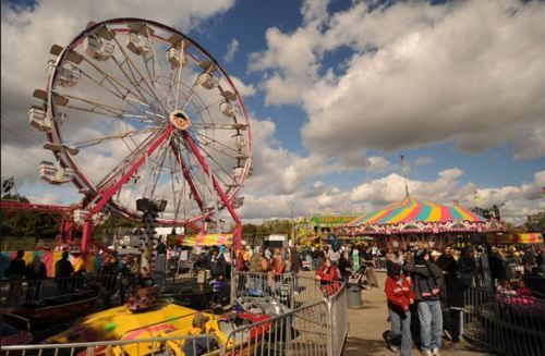 Norfolk 縣農展會與馬賽將於10月2日開始舉辦七日盛會!