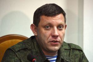 亲俄乌东分离主义领袖 遇炸弹攻击身亡