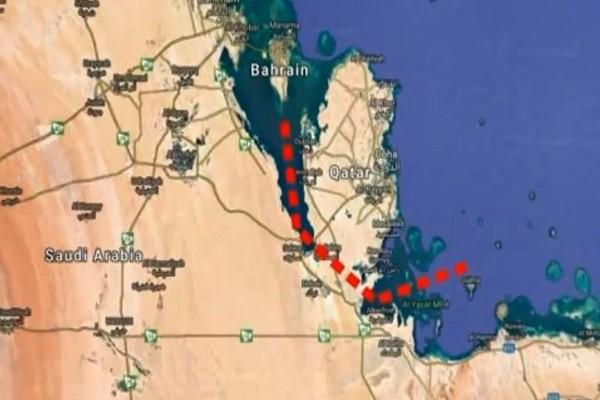 外交争端 沙特拟挖运河让卡塔尔变岛屿