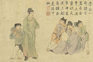 李白还是罕见外语翻译官 一道国书吓退十万雄兵