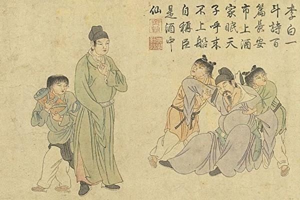 李白還是罕見外語翻譯官 一道國書嚇退十萬雄兵