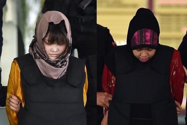金正男暗杀案 马国警急寻2印尼女子出庭作证