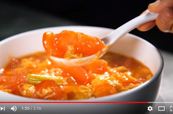 番茄煮蛋秘技 香滑濃郁(視頻)
