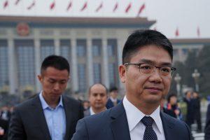 刘强东涉强暴重罪 京东应声蒸发32亿美元