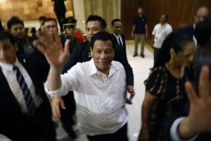 建交逾一甲子 菲律賓總統首訪以色列