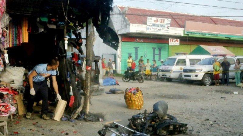 菲律賓接連驚爆釀2死14傷 2地警長被開除