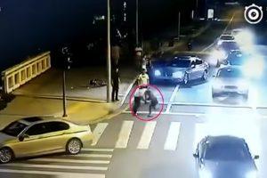 「反殺案」當事人還原更多細節:沒有撞車(視頻)