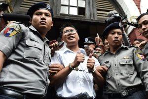 採訪羅興亞人迫害危機 兩路透記者被判7年