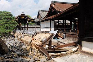 """""""飞燕""""横扫日本 关西机场如孤岛 多处知名景点受重创"""