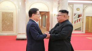 习近平不去朝鲜 金正恩即首认:川普任期内弃核