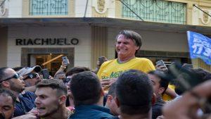 掃街造勢遇刺 巴西總統候選人傷重急救(視頻)