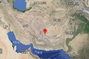 伊朗边境传5.5地震 深度仅10公里