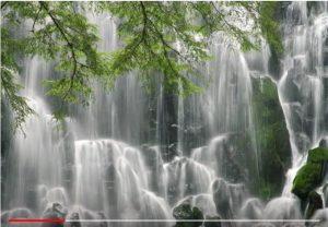 世界最美的瀑布(视频)