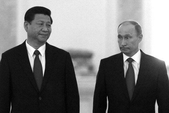 港媒:俄羅斯不甩中共拉攏 非洲中亞佈局制衡北京