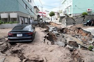 北海道地震属浅层地震 能量超5颗原子弹