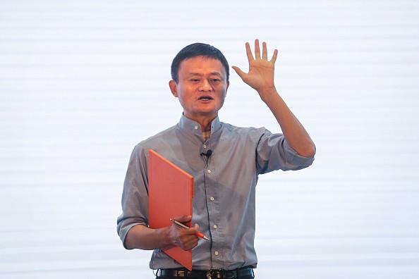 彭博社:馬雲正在爲辭職做準備