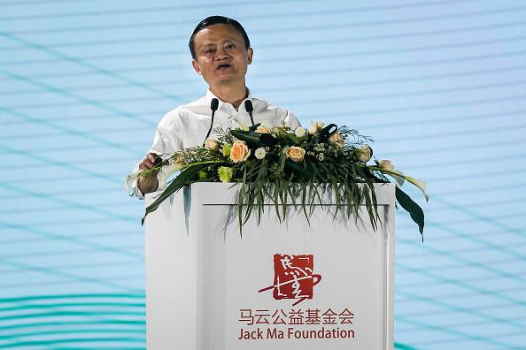 马云:中国首富有好下场的不多 恋权会惹事