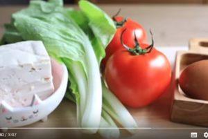 青菜豆腐蛋花湯 百吃不膩(視頻)