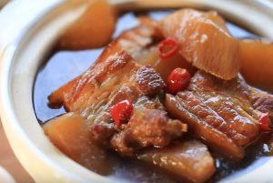 日式萝卜炖肉 做法简单最下饭(视频)