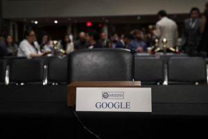 谷歌缺席国会听证 战略专家: 将经历长期痛苦