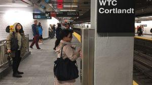 911被毁17年 纽约科特兰地铁站重新开放