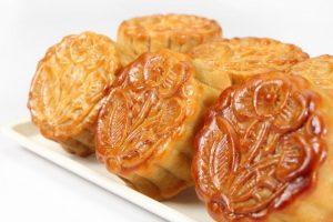 流心奶黄月饼 港式做法(视频)
