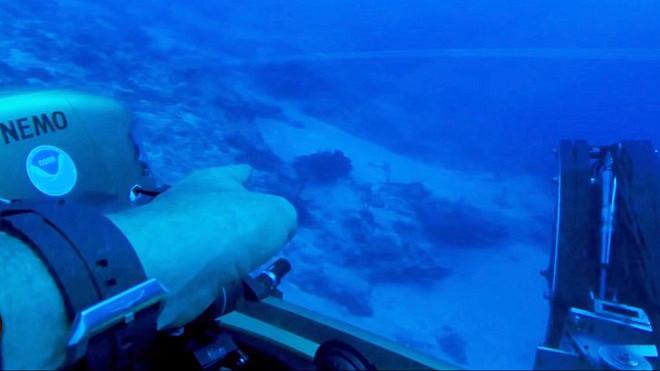 外星人來了?太平洋底發現神秘痕跡(視頻)