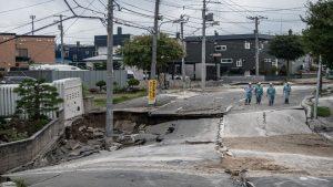 北海道強震共44人喪生 豐田汽車幾乎停工