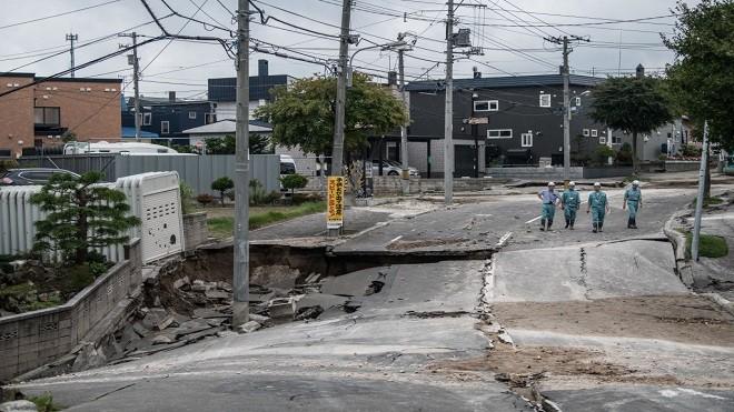 北海道强震共44人丧生 丰田汽车几乎停工