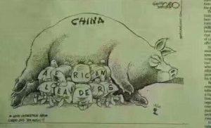 楊寧:諷刺漫畫告訴北京 肯尼亞不領情