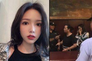 殴打孕妇的杭州网红 曾做外围女被包养(视频)