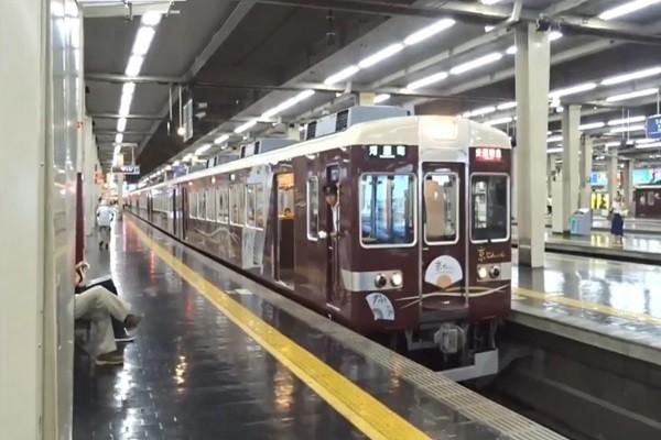 日阪神電鐵驚現「化武殺手」 乘客慘遭燒傷