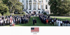 911恐怖袭击17周年  川普携妻参加宾州纪念会