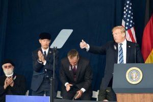 911恐击17周年 川普:美国绝不向暴行屈服