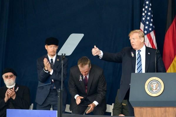 911恐擊17周年 川普:美國絕不向暴行屈服