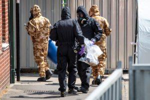 普京否認毒劑案嫌犯系特工 稱已知兩「平民」身份