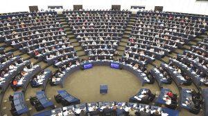 歐盟報告激烈抨擊中共前所未有 議員痛斥北京霸道