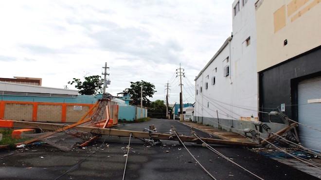 飓风致波多黎各死人3000? 川普斥民主党捣鬼