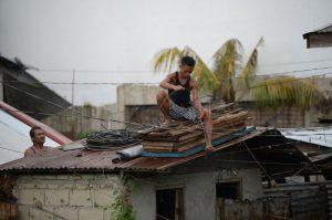 「山竹」威力媲美5級颶風 菲律賓嚴陣以待