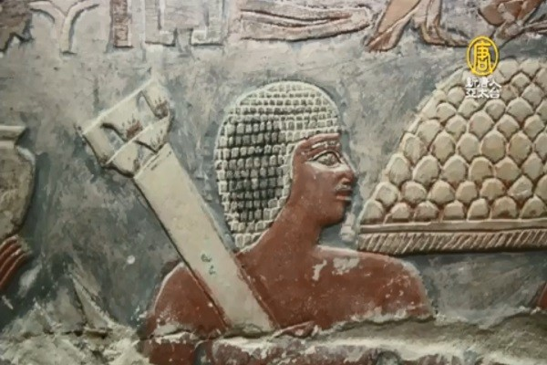 传说中最美丽!埃及首度开放4000年金字塔