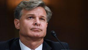 FBI局长:美国反间谍工作的首要目标是中共